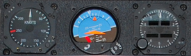 PH-ORJ - altimeter and horizon